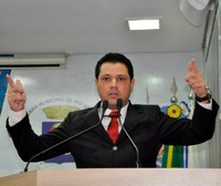 """""""Eu nunca ouvi sair da boca do governador Gladson a palavra cloroquina"""", diz vereador João Marcos Luz"""
