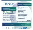 Câmara de Rio Branco e Interlegis oferecem cursos abertos à população
