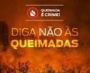Câmara de Rio Branco lança campanha Contra Queimadas