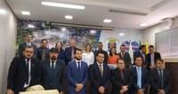 Câmara de Rio Branco se reúne com promotora de justiça