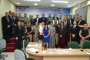 Câmara entrega Moção de Aplauso ao 3° BPM da Polícia Militar