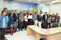 Câmara Municipal realiza sessão solene em homenagem aos Líderes Comunitários