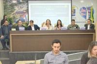 Câmara realiza audiência sobre segurança publica