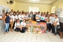 Câmara realiza campanha Natal Solidário no Educandário Santa Margarida