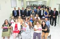 Câmara realiza sessão solene de Prêmio Mulher Destaque