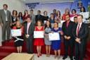 Câmara realiza sessão solene em alusão ao dia Internacional da Mulher