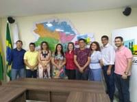Cidadão Verde: Elzinha Mendonça participa do ato de sanção do título