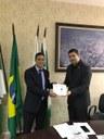 Em intercâmbio parlamentar, Célio Gadelha debate projetos em benefício da população riobranquense