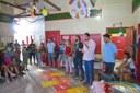 Emerson Jarude inaugura melhorias na estrutura de escola no Belo Jardim