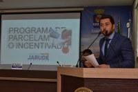 Emerson Jarude propõe anteprojeto para parcelamento de dívidas com o município