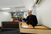 Forneck destaca necessidade de investimentos na área social para combater violência