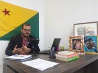 Forneck solicita vacinação para taxistas, mototaxistas, motoristas de aplicativos e trabalhadores de mercados