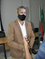 Ismael Machado defende vacinação para profissionais autônomos de Fisioterapia
