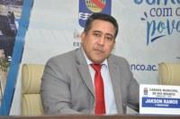 Jakson Ramos destaca prisão de suspeitos de assassinato de Marielle Franco