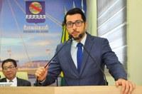 Jarude apresenta proposta de emenda proibindo vereadores de assumirem secretaria sem renunciarem mandato