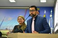Jarude convida vereadoras para compor chapa pela diretoria da Câmara
