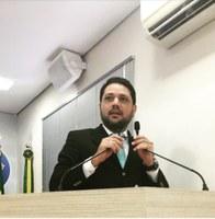 João Marcos Luz diz que mensagem da presidente nacional do PT é apocalíptica: 'Tiramos o PT e o PC do B, dois fardos pesados nas costas do povo acreano'