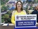 Lene Petecão alerta pais para os sinais de depressão