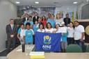 Lene Petecão entrega Moção de Congratulação e Aplauso para APAE