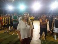 Lene Petecão participa de evento que visa promover o esporte