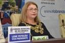 Lene Petecão quer que governo apresente um plano estratégico de combate à violência no Acre