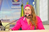 Lene Petecão reforça importância de se debater medidas de combate a violência contra a mulher