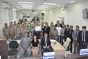 Mamed Dankar apresenta Moção de Aplauso à corporação do Corpo de Bombeiro Militar