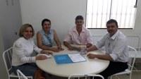 Mamed Dankar destaca visita às unidades de saúde da capital e investimentos na produção rural