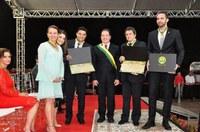 Manuel Marcos recebe homenagem do Governo do Acre