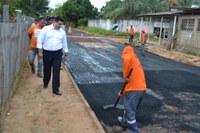 Manuel Marcos visita obras que indicou melhorias