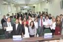 Médicos são homenageados durante sessão solene na Câmara Municipal de Rio Branco