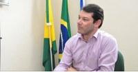 """""""Nosso mandato tem como norte as melhorias do Transporte Público e da Saúde Básica do Município"""", Roberto Duarte."""