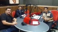 Presidente da Câmara, Manuel Marcos responde ouvintes
