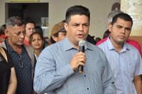 Presidente da Câmara Municipal de Rio Branco, Manuel Marcos participa de lançamento Operação de Inverno