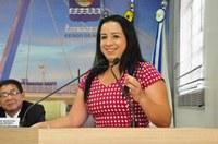 Vereadora Elzinha Mendonça defende participação das mulheres na política