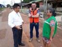 Presidente Manuel Marcos anuncia Campanha Solidária em prol das vítimas atingidas pelas chuvas