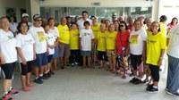 Presidente Manuel Marcos visita Centro de Convivência da Pessoa Idosa