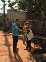 Raimundo Neném acompanha operação no Taquari