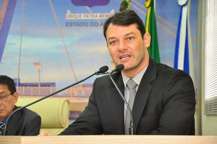 Roberto Duarte apresenta anteprojeto que cria a Guarda Municipal em Rio Branco