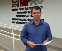 Roberto Duarte denuncia empresas de ônibus ao Ministério Público
