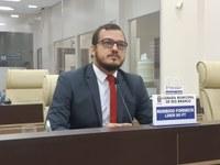 Rodrigo Forneck assume liderança da base de sustentação da prefeita Socorro Neri