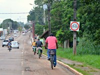 Rodrigo Forneck cobra melhoria das ciclovias e investimento no transporte público de Rio Branco