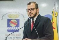 Rodrigo Forneck convida vereadores para Conferência de Saúde em Rio Branco