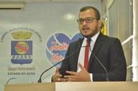 Rodrigo Forneck destaca avanços na arrecadação do IPTU e pondera reajuste