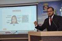 Rodrigo Forneck apresenta projeto de lei Síndrome Alcoólica Fetal (SAF)