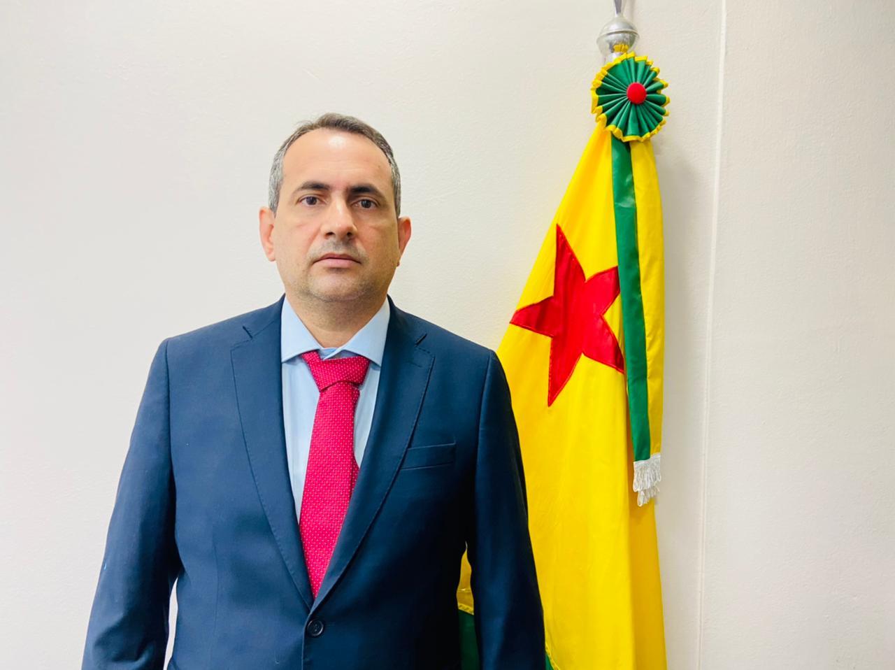 """Rutênio Sá repudia a fala do prefeito Tião Bocalom e diz """"Somos um poder independente e merecemos respeito"""""""