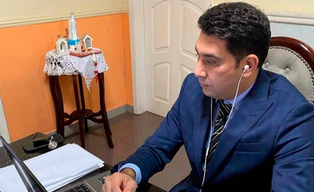Samir Bestene destaca visita a Unidade de Tratamento de Resíduos Sólidos – UTRE