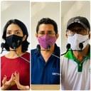 Tribuna Popular recebe representantes do Sindicato dos Trabalhadores do Transporte Público da Capital