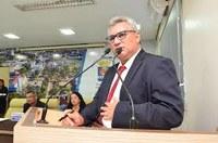 Vereador Antônio Moraes apresenta indicações de melhorias para a regional do Calafate.