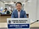 Vereador Artêmio Costa apresenta PL que cria Maio Laranja, em combate a violência conta a criança e adolescente